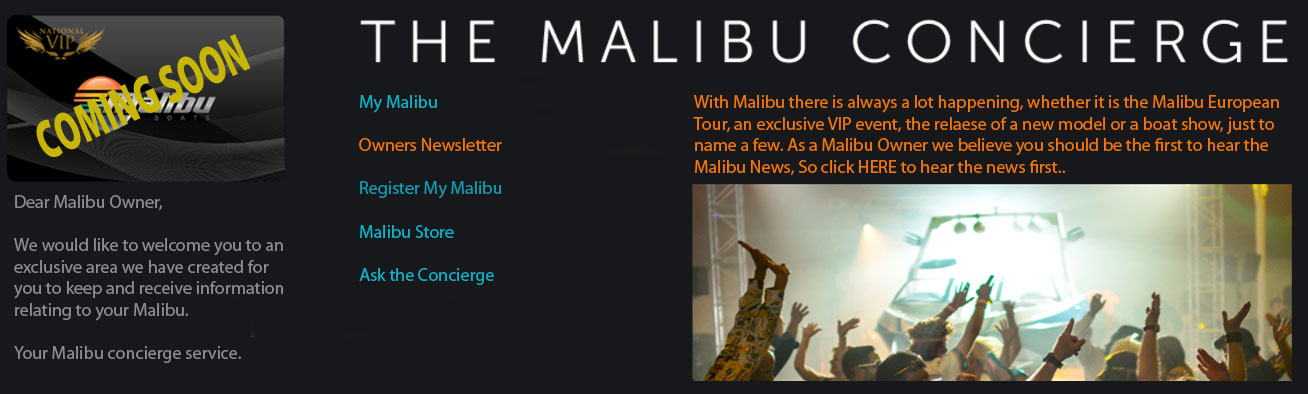 Malibu Concierge - Coming soon